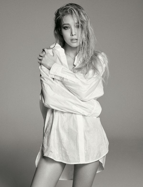 Wonder Girls Yubin Allure Magazine