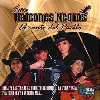 Los Halcones Negros el canto del pueblo