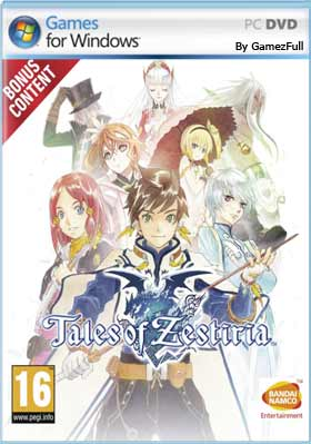 Tales of Zestiria PC [Full] Español [MEGA]
