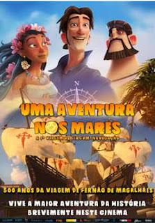 Uma Aventura nos Mares - Poster & Trailer