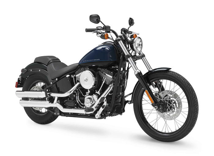 2012 Harley Davidson Softail Fxs Blackline Review