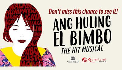 Ang Huling El Bimbo The Hit Musical