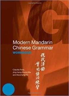 Modern Mandarin Chinese Grammar Workbook (Modern Grammar Workbooks) 1st Edition