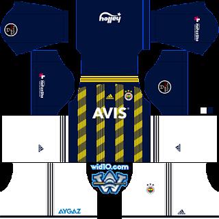 Fenerbahçe 2020 Dream League Soccer dls fts forma logo url,dream league soccer kits 2020 süperlig