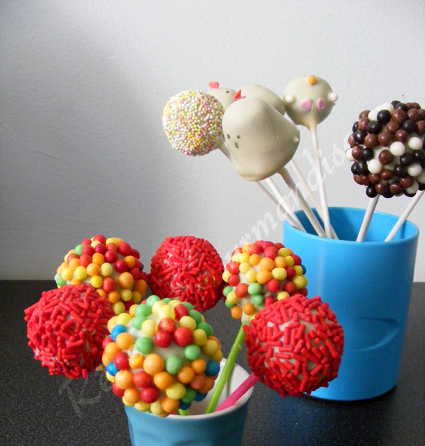 Recettes Cake Pops You Tube