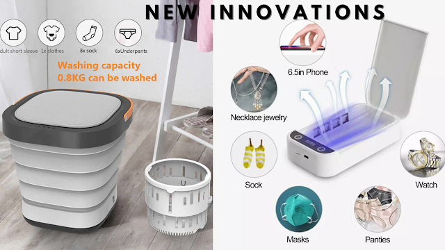 new innovative products