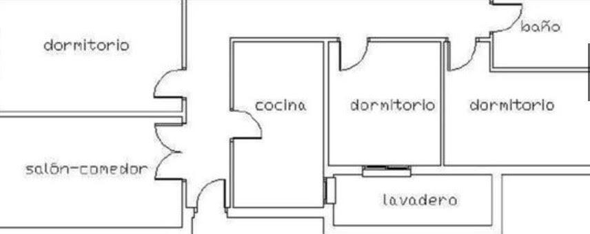 Busco chollos de viviendas piso barato en c lope de - Pisos baratos en lorca ...