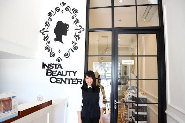 Pengalaman Insta Glow Treatment di Insta Beauty Center