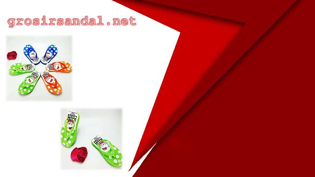 SANDAL BABY | SANDAL MOTIF | SIZE 21-25 | GROSIR SANDAL MURAH