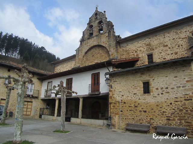 Iglesia de la Magdalena en Luiaondo