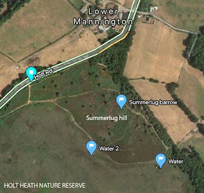 Summerlug Hill - Bronze Age Walks