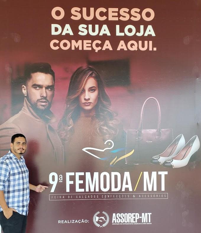 9ª edição da Femoda movimentou cerca de R$ 25 milhões e aquece mercado