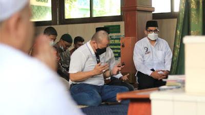 Turut Tekan Penyebaran Covid-19, Ketua DPD RI Apresiasi Gerakan Santri Bermasker