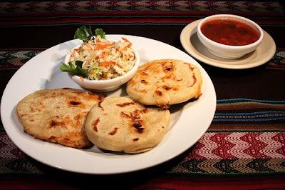 Pupusa 1$ Foods Around the World