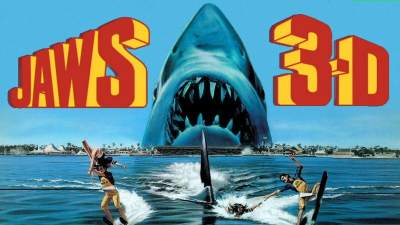 Jaws 1983 HSBS 3D Movies Download Dual Audio 1080p