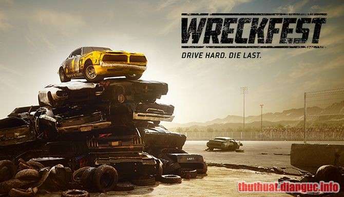 Download Game Wreckfest Full Crack