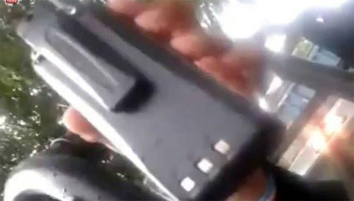 Video Audio CJNG, pidiendo apoyo previo a enfrentamiento en Michoacán