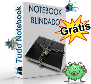 e-book notebook blindado