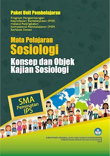 Modul PKP dan PKB Sosiologi Tahun 2019