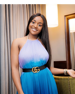 Davido's Boo Chef Chioma in Lovely new photos