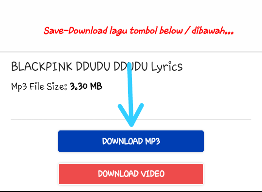 Cara download lagu