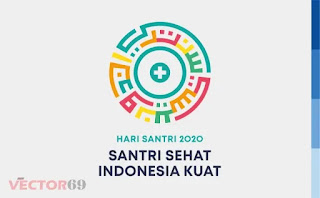 Hari Santri Nasional 2020 Logo - Download Vector File EPS (Encapsulated PostScript)