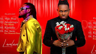 VIDEO | Lava Lava Ft Diamond Platnumz - Far away | Mp4 Download