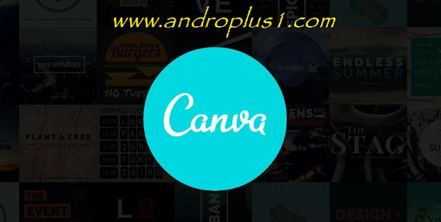 ابتكار تصاميم جرافيك مذهلة مجانا Canva