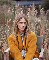 Mango Fall/Winter Style Update 2015 featuring Sasha Pivovarova