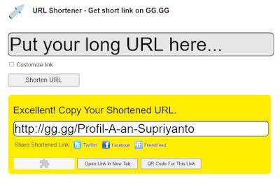 Shorten Link, Cara Perpendek Link dan Beberapa Penyedia Layanannya