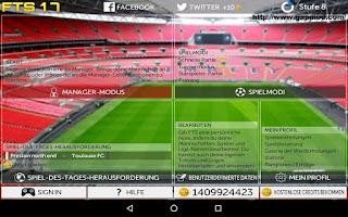 Download FTS 17 Mod by Jan Kogel Apk + Data