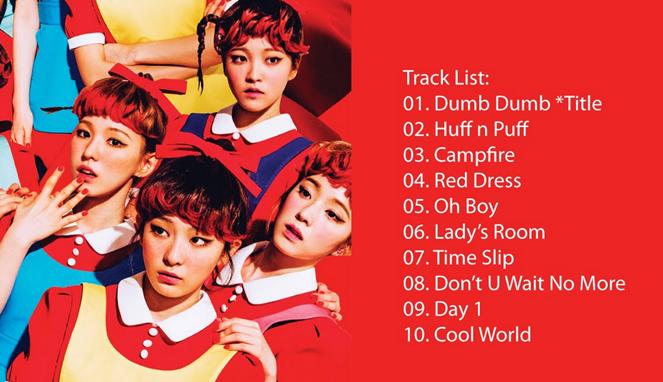 5 Fakta Red Velvet yang Membuat Banyak Orang Tercengang