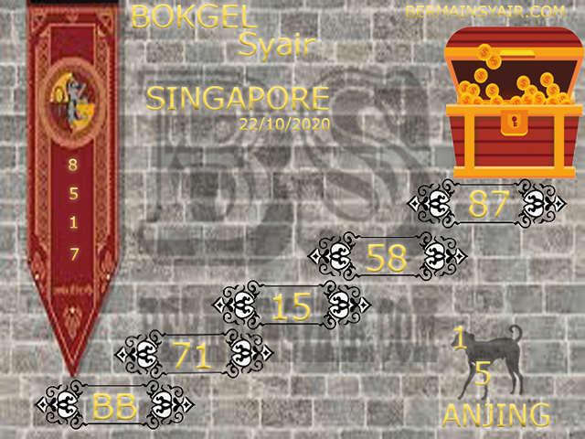Kode syair Singapore Kamis 22 Oktober 2020 233
