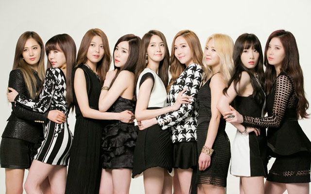 Lirik Lagu Into The New World ~ Girls' Generation