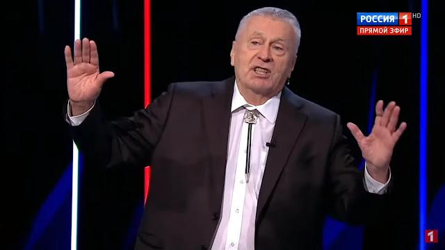 Судя по высказываниям политика, «зуб» у него даже не на всю фракцию КПРФ, а именно на В. Рашкина – не угодил он Жириновскому, не по нраву пришелся, вот он и не поскупился на огульную критику