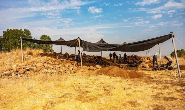Arqueólogos encontram fortaleza do tempo do rei Davi, em Israel