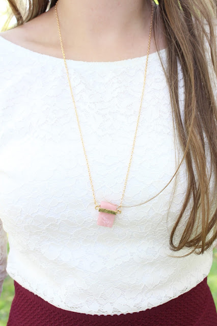 collier quartz aliexpress
