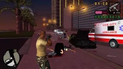 Grand Theft Auto – Vice City Stories