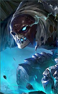 Grock Grave Guardian Heroes Tank of Skins V2