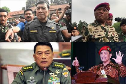 Natalius Pigai: Telah Terjadi Keretakan di Tubuh Kabinet Jokowi