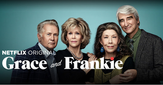 Série #9: Grace and Frankie