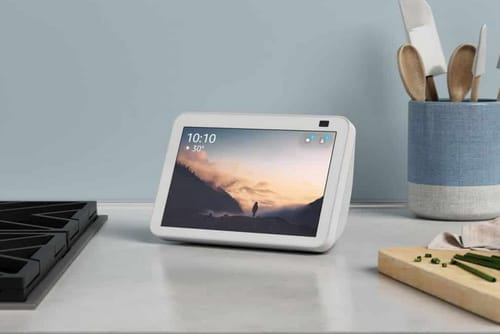 Amazon announced an update to the Echo Show device