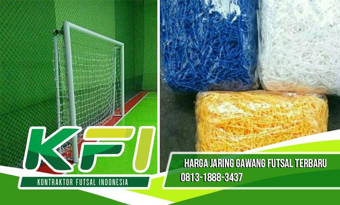 Harga Jaring Gawang Futsal Terbaru