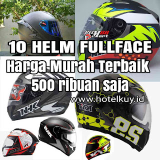 helm fullface murah 500 ribuan