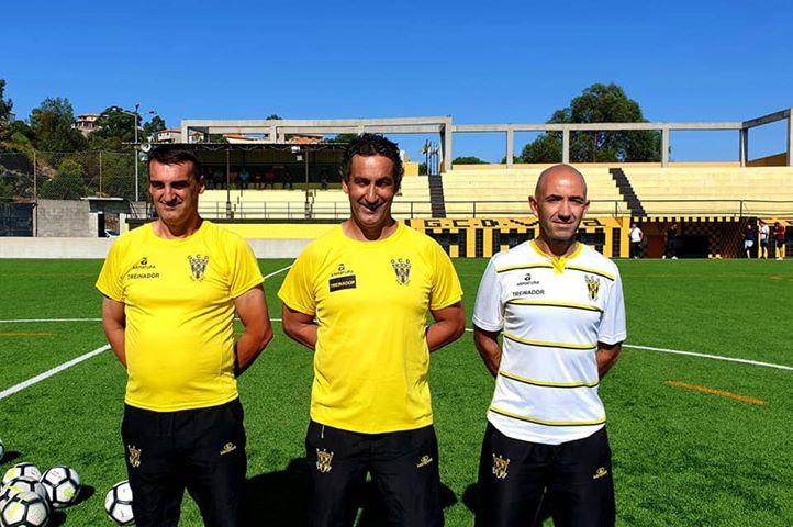 Elite: Vila Caiz apresenta equipa técnica