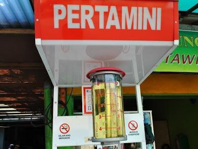 Membuka Pom Bensin Mini