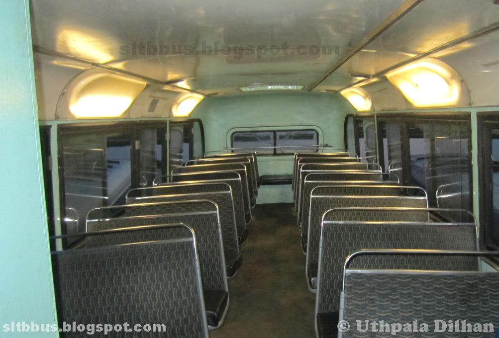 SLTB buses - ශ්රී ලංගම බස්: Leyland Atlantean Double ...