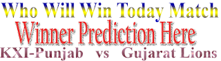 Who will win today