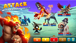 Monster Legends Mod Apk For Free on Android