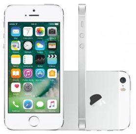 Comprar iPhone 5s Apple 16GB Prata 4G em Promoção